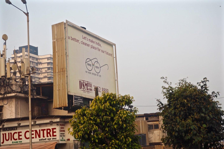 Mumbai billboard