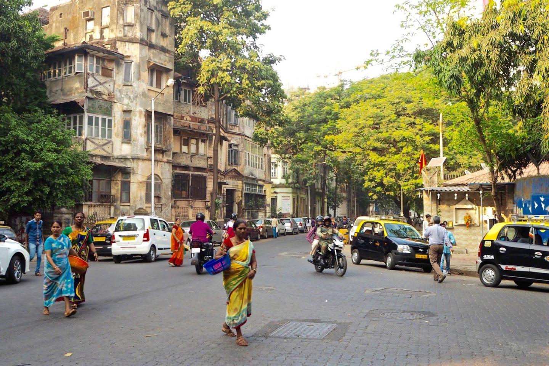 Mumbai shanti buildings