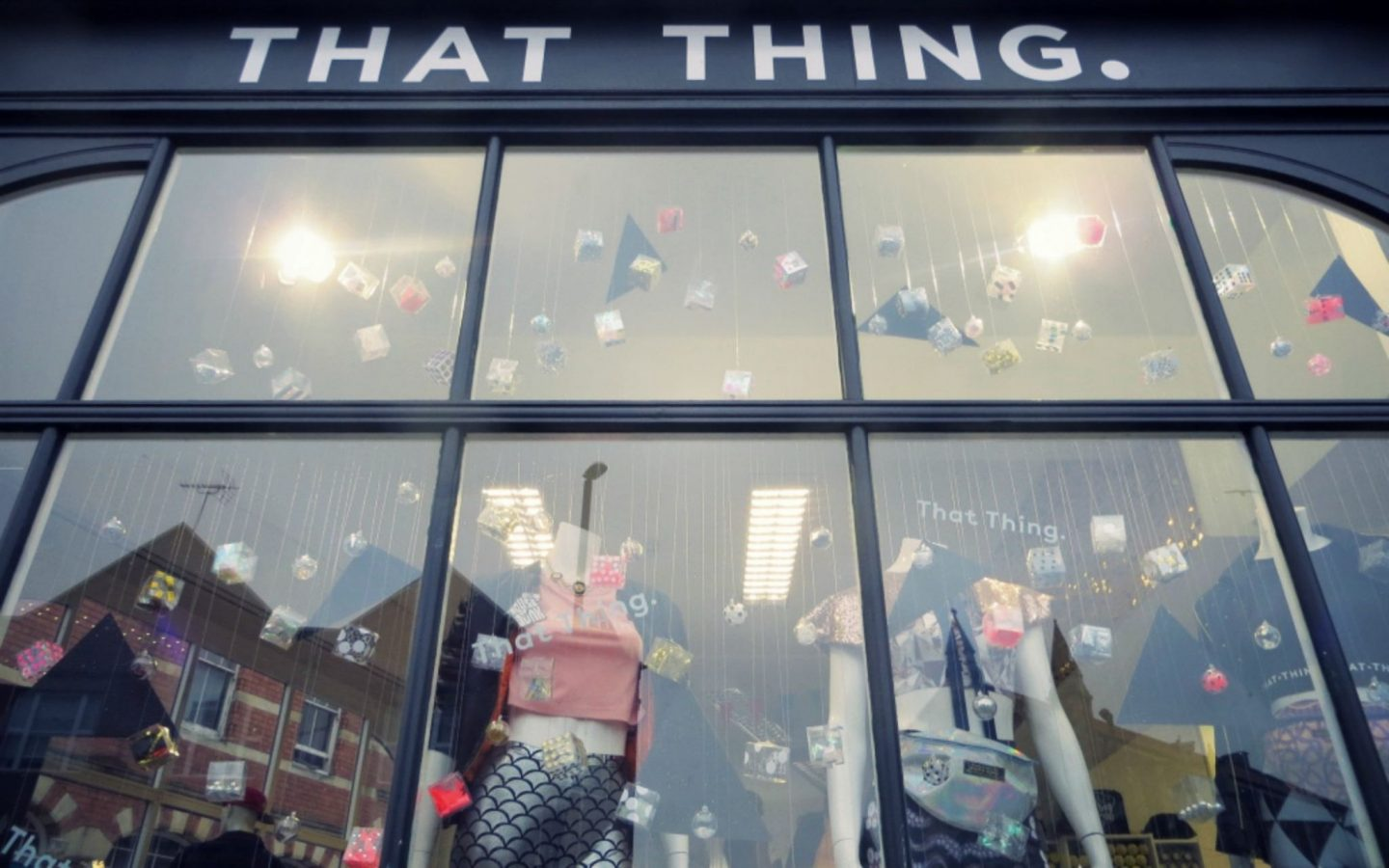 That Thing shop front Stokes Crft Bristol