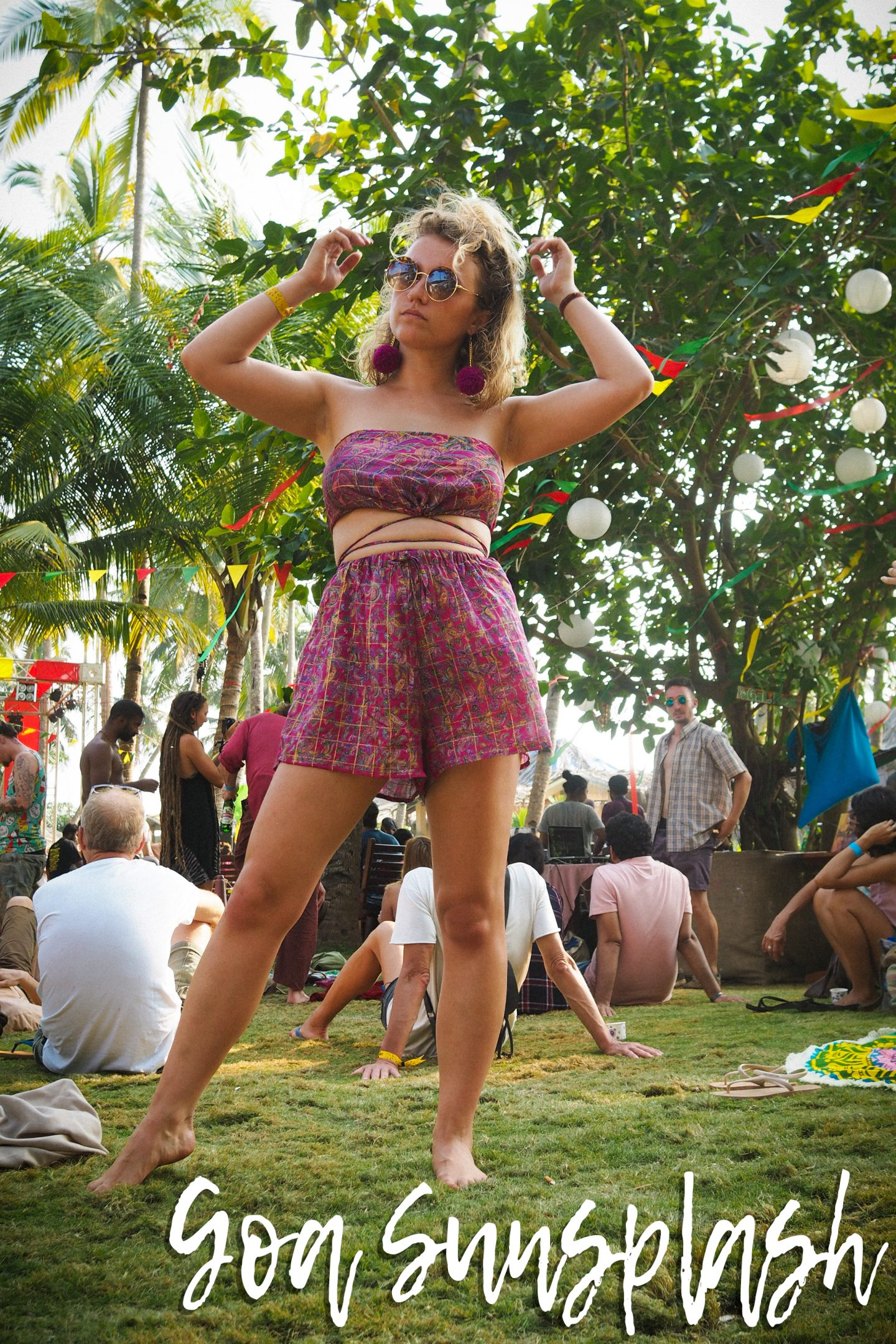 Guide to Goa Sunsplash Reggae festival in India