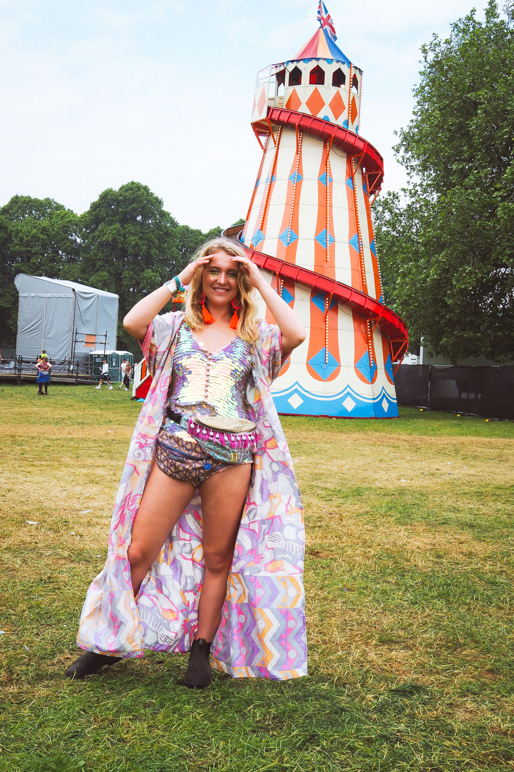 The Best Bumbags for Festivals & ways to style them