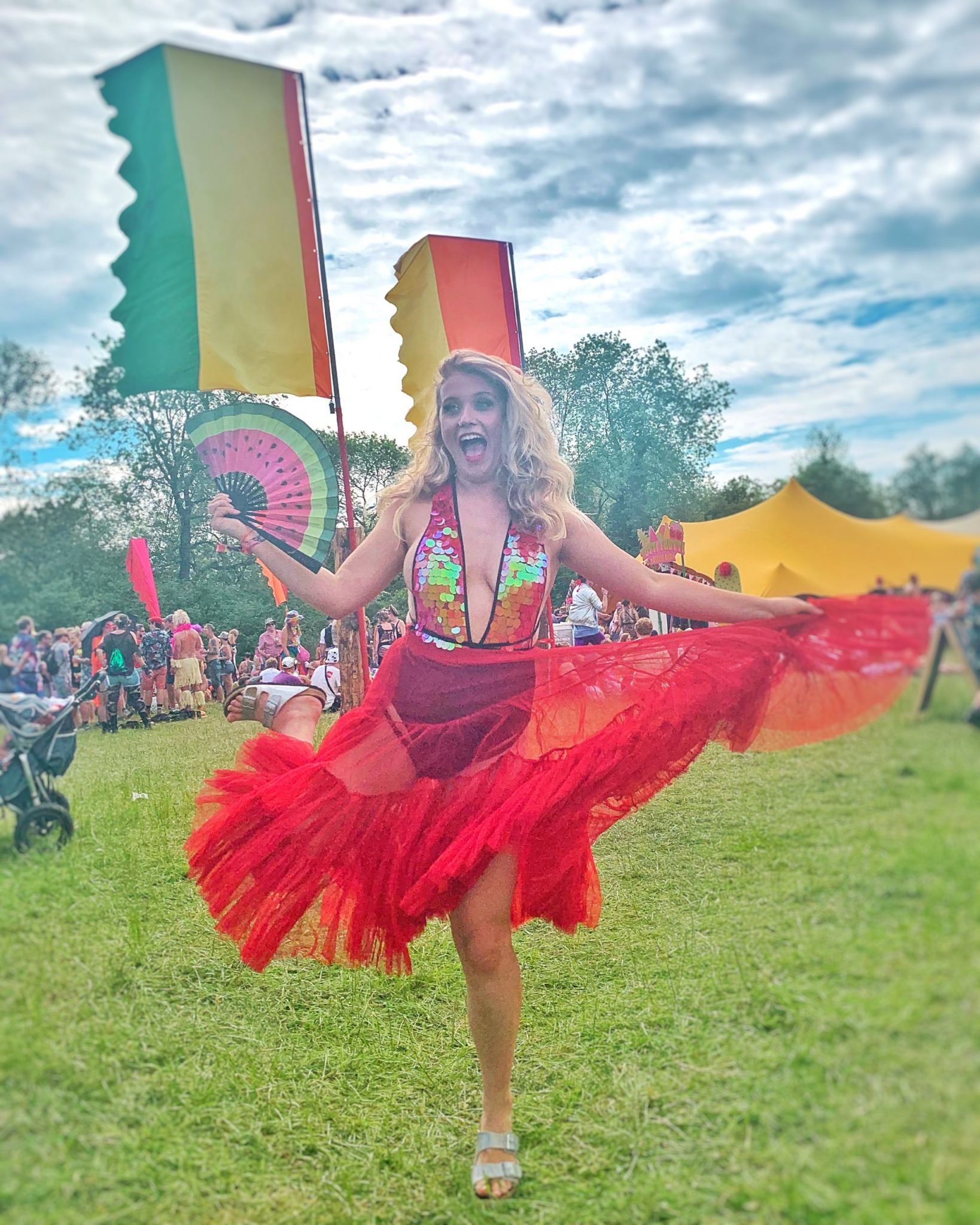 Feeling Fruity at Shindig Festival '19