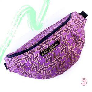 Festival Fanny Pack in Purple