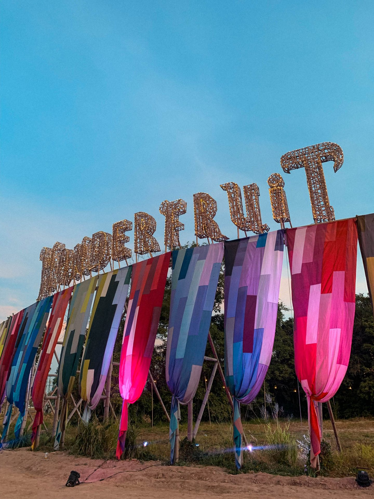 Wonderfruit Best Festivals in the World