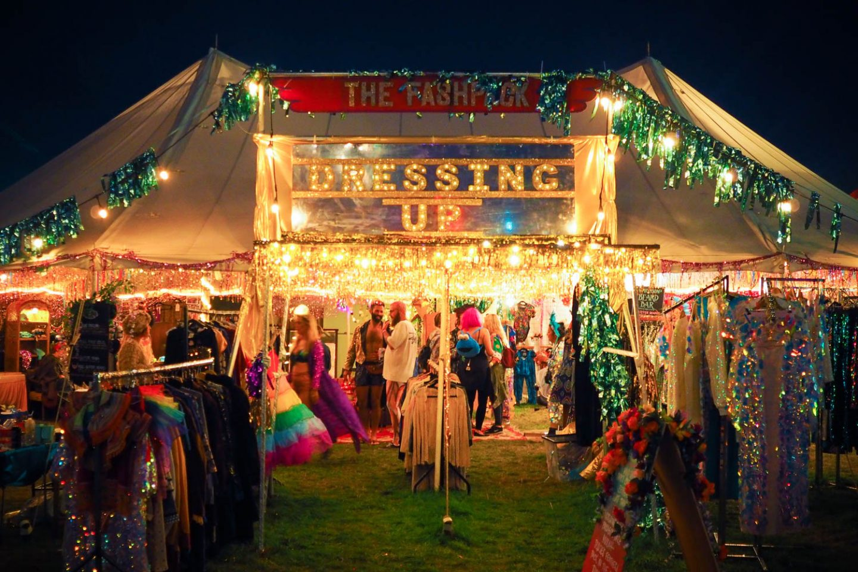 Festival clothing stall deisgn