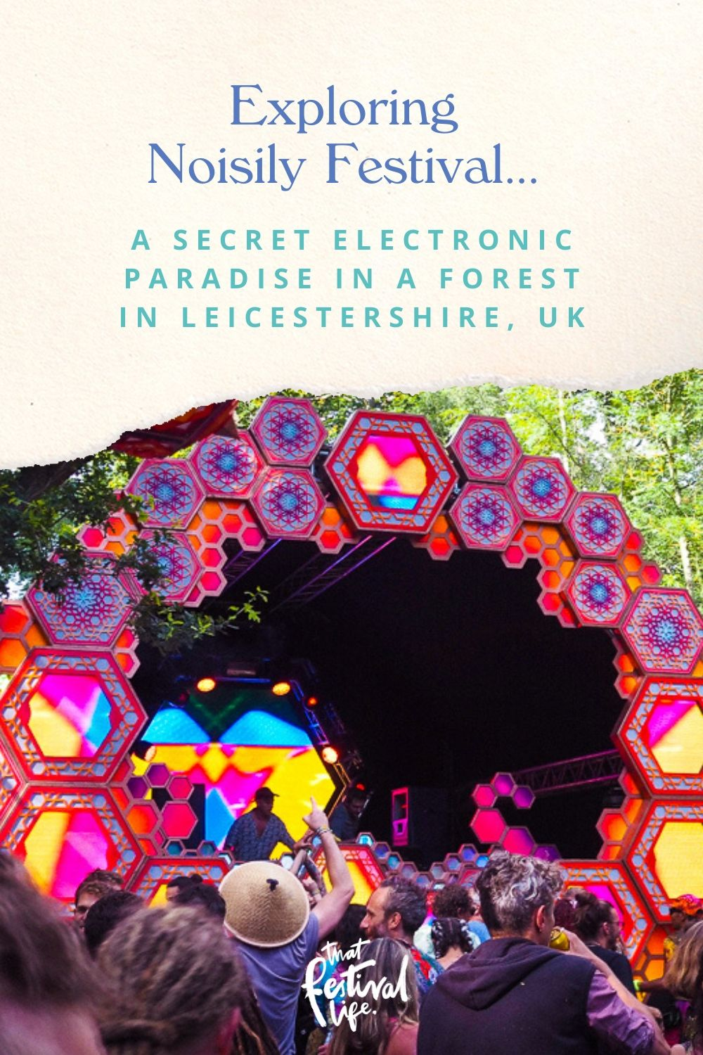 A Guide to Noisily Festival, Leicester, UK