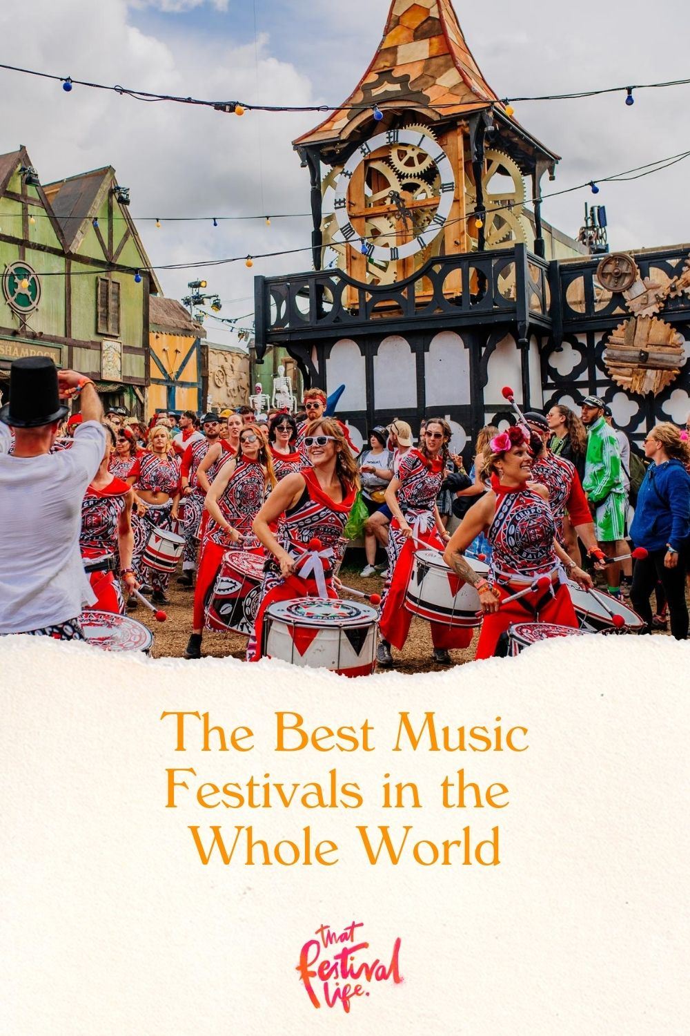 Biggest Festivals in the world