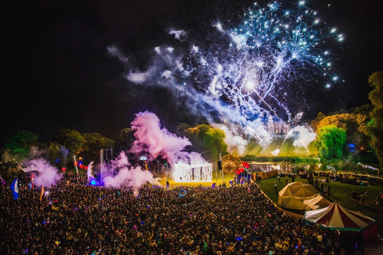 Shambala Festival Fireworks