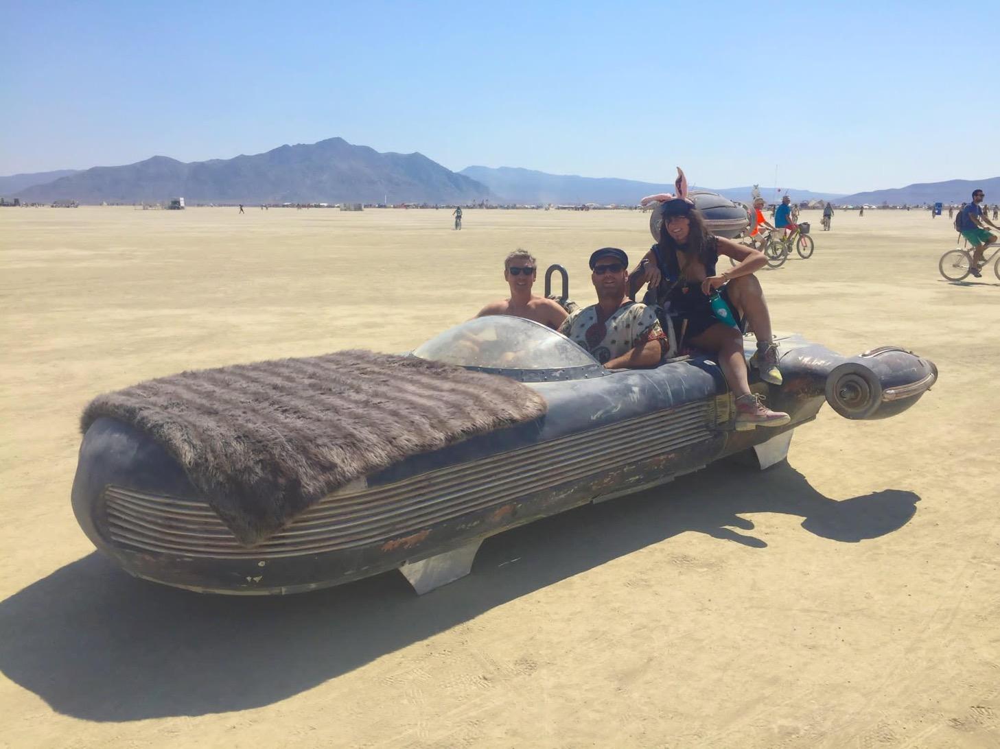 Burning Man Best Festivals in the World