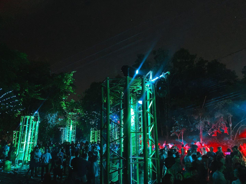 The Quarry at Wonderfruit Festival