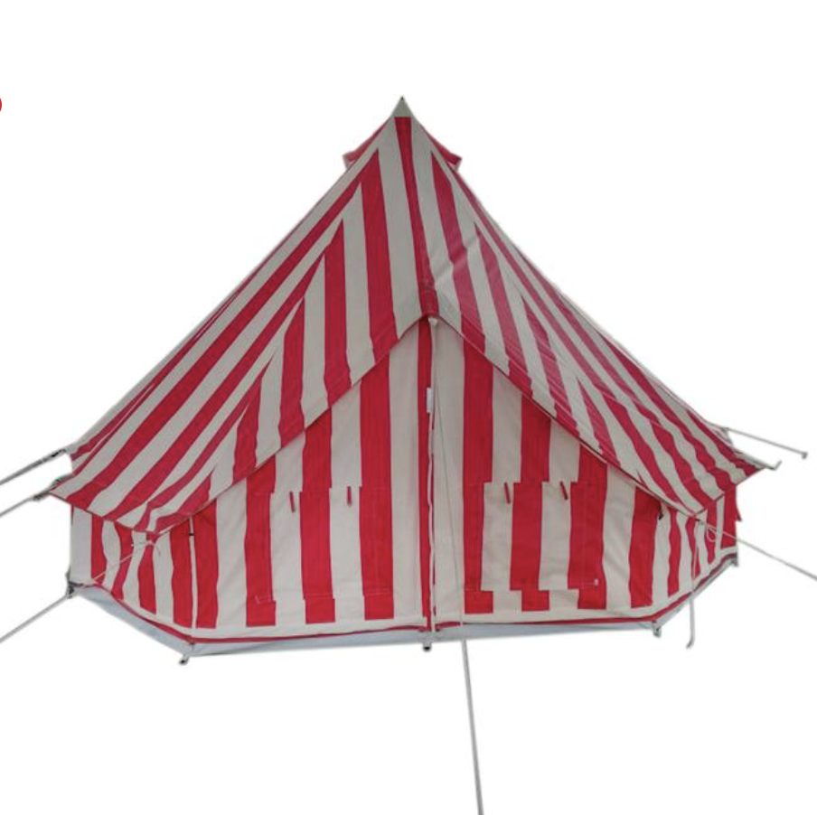 Tents for festival lovers