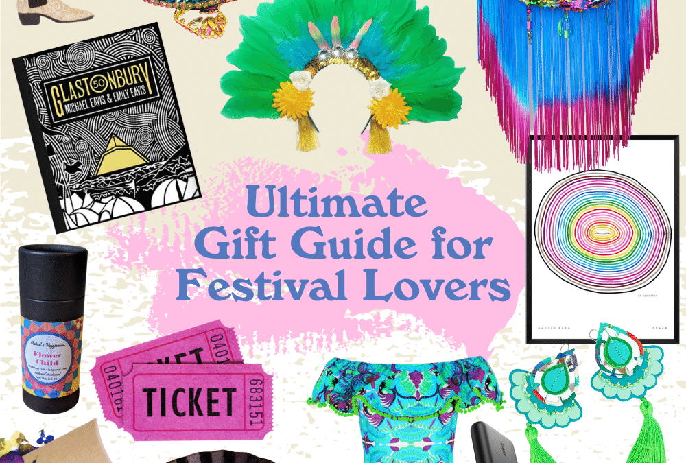 50+ Epic Gifts for Festival Goers [Updated for 2020]