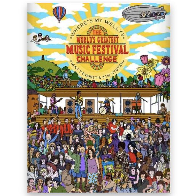Festival book
