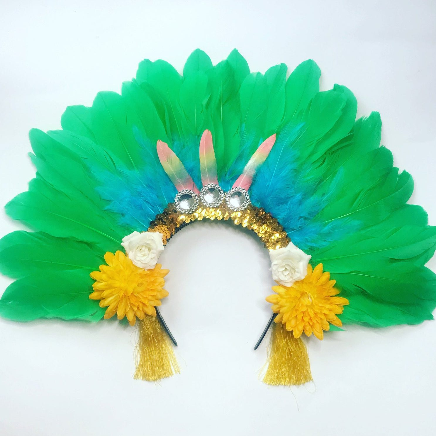 Festival headpiece