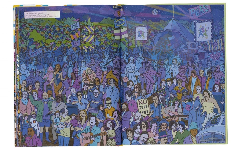 Picture festival book