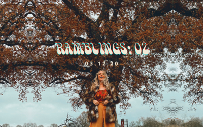 Ramblings 02: Settling into Country Life