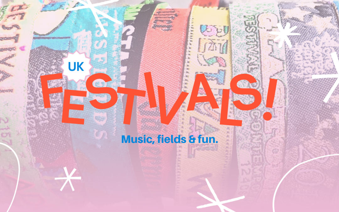 We've launched a UK Festival Chat Facebook Group & Clubhouse Room!