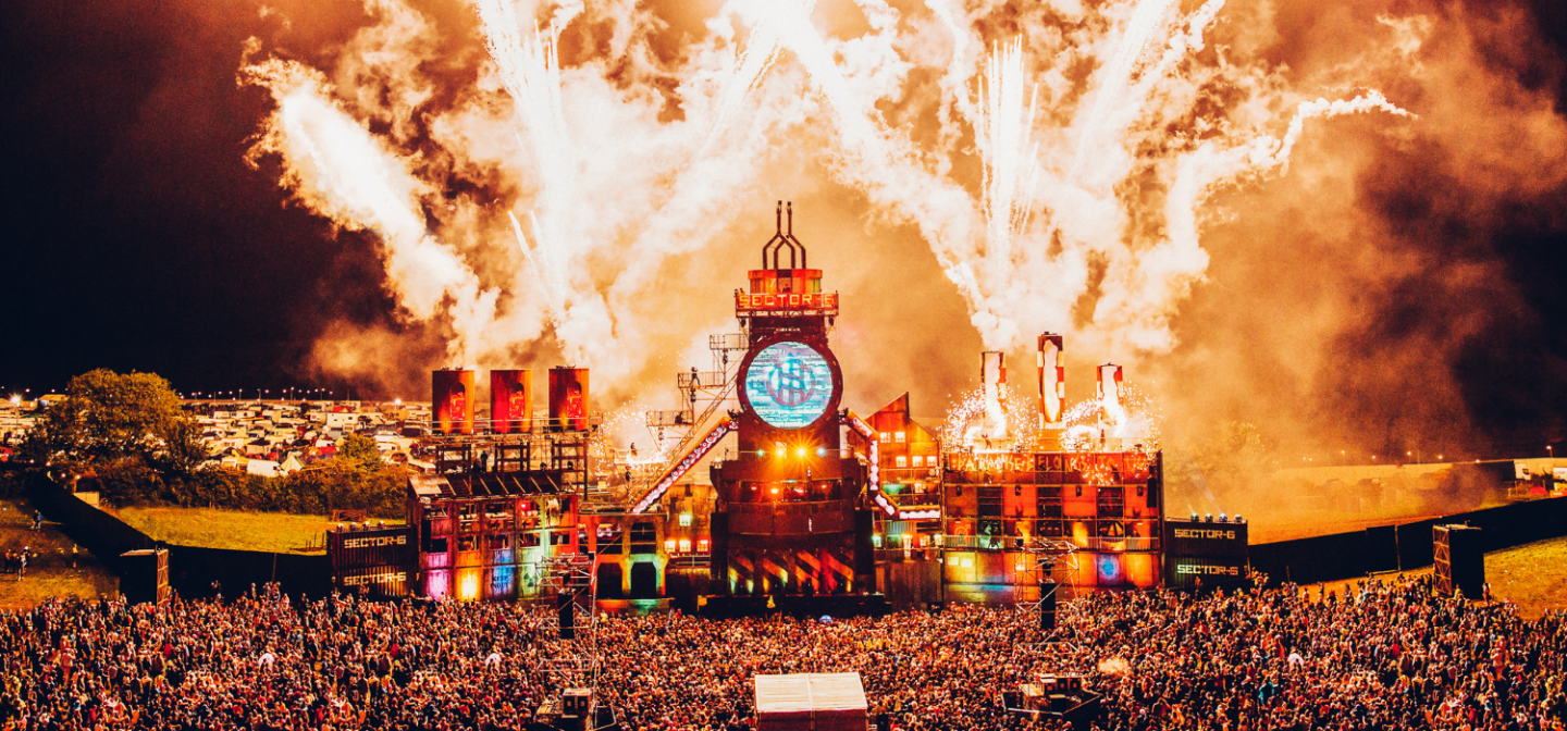 Boomtown - Best Uk Festival
