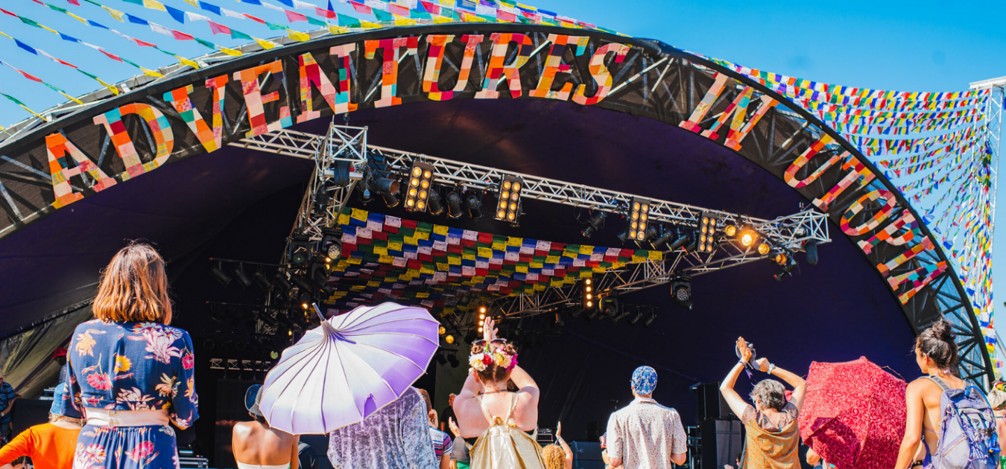 Adventures in Utopia Best Uk Festivals 2021