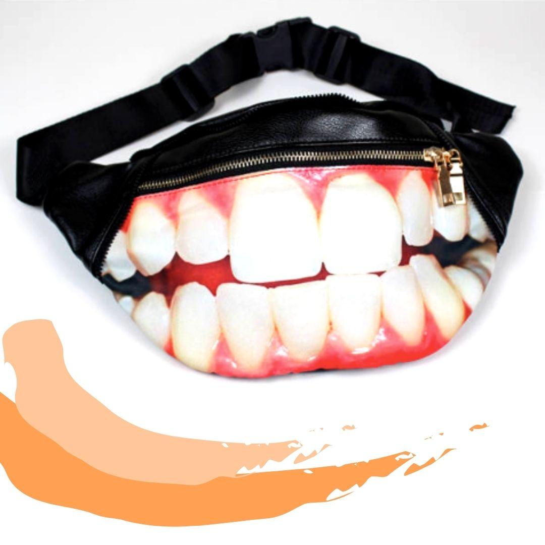 alt style bum bag for festivals