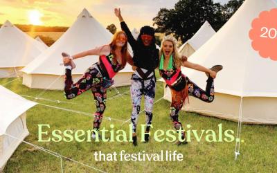 That Festival Life's Essential Festivals 2021
