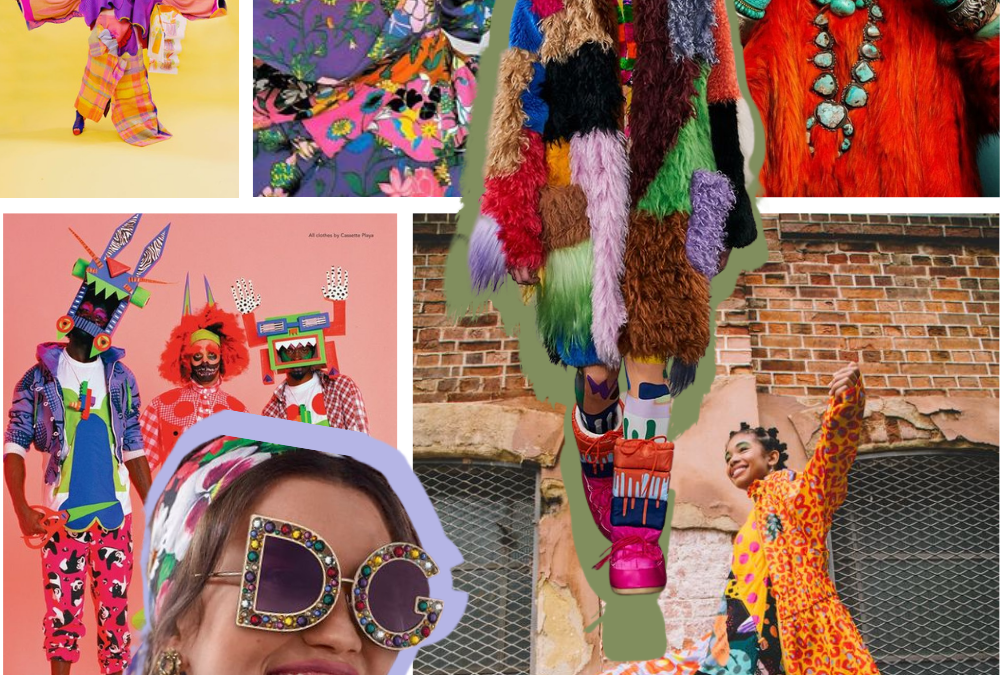 Dress Up: Maximalist Outfit Inspo for Wilderness Festival 2021