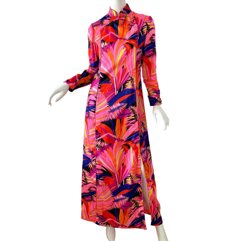 Vintage maximalist dress