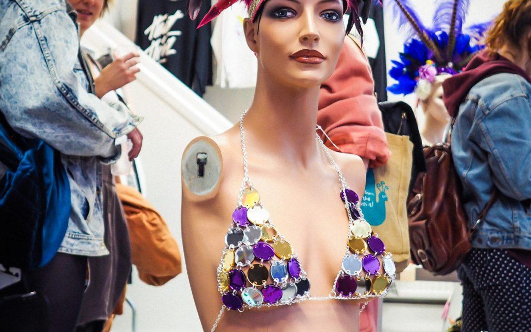 Festival Fashion Showcase at That Thing 2017